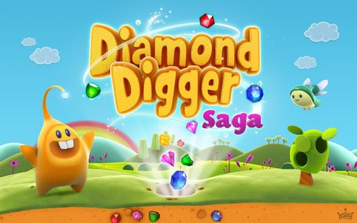 Diamond Digger Saga screenshot 14