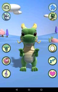 Talking Dragon screenshot 5