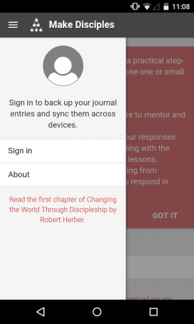 Make Disciples 1 1 0 Download APK for Android - Aptoide
