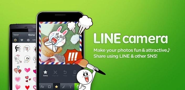 LINE Camera - Trình sửa ảnh 14.2.17 Tải về APK Android | Aptoide