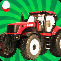 Sürpriz Yumurta Traktör Oyunu 21 Android Aptoide Için Apk Indir