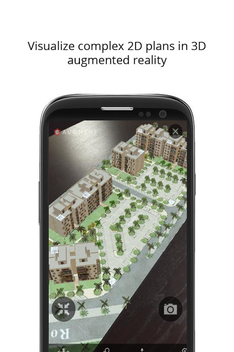 Augment - 3D Augmented Reality screenshot 2