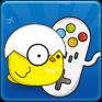 happy chick game emulator icon
