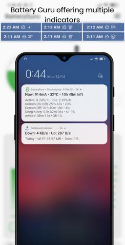 Battery Guru - Battery Monitor - Battery Saver screenshot 6