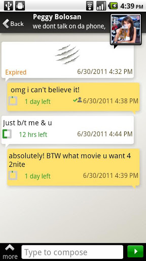 TigerText Free Private Texting screenshot 4