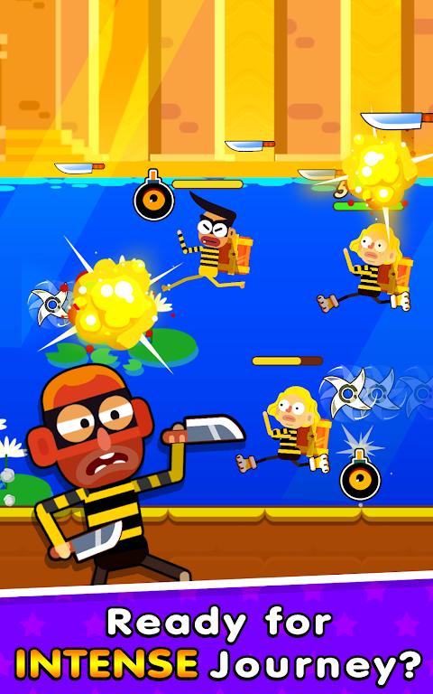Thief Rivals screenshot 1