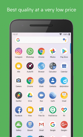 Pixelful Icon Pack - Apex/Nova/Go 6 7 Download APK for