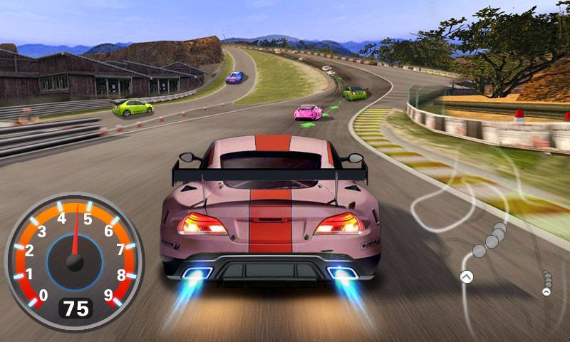 Real Drift Racing : Road Racer screenshot 2