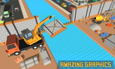 City Builder Wall Construction v 1.2 Мод (Unlocked) 3