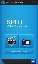 Split Video and Camera Screenshot
