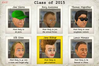 School Days Screenshot