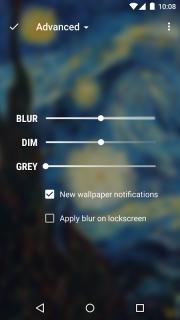 Muzei Live Wallpaper screenshot 4