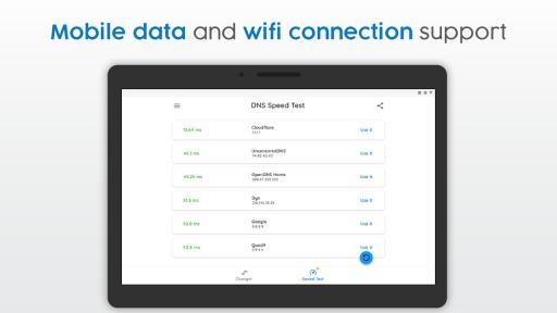 DNS Changer (no root 3G/WiFi) screenshot 10