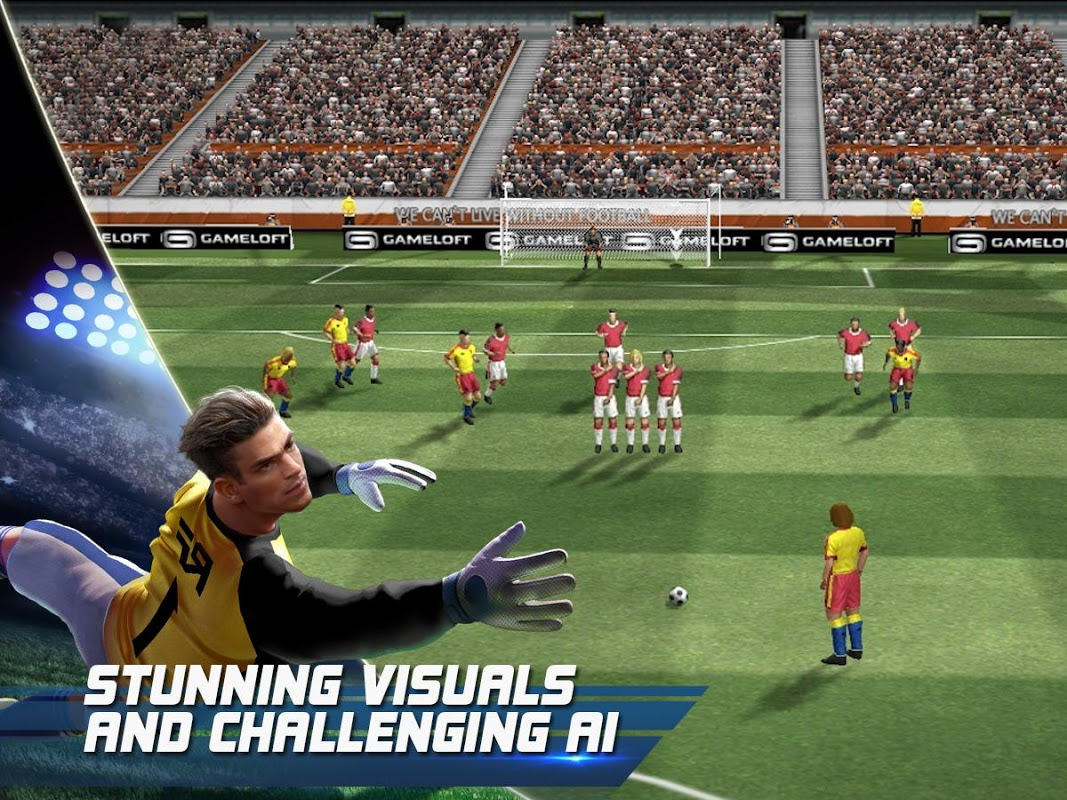 Real Football screenshot 2