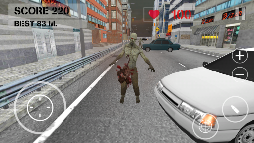 Zombie Sniper screenshot 4