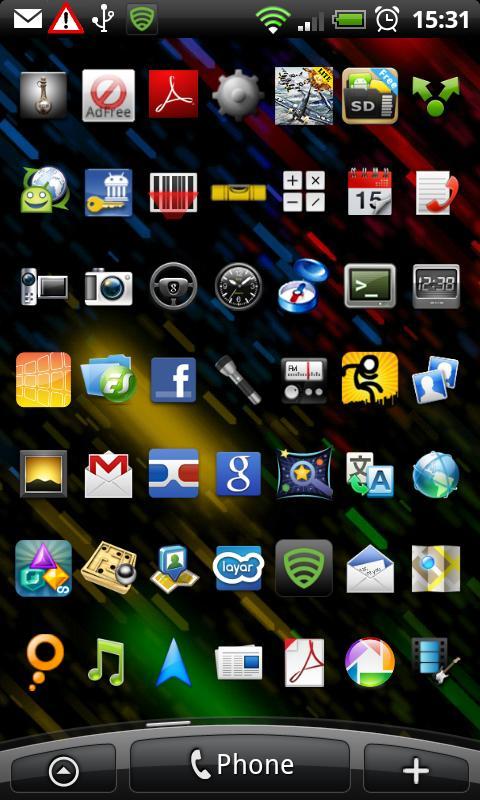 Elixir 2 - Widgets screenshot 2