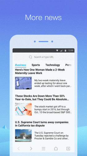 Qq Browser 1 2 0 0050 Download Android Apk Aptoide