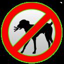 Ultrasonic dog repellent sound