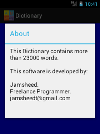 English Malayalam Dictionary 1 0 Download APK for Android