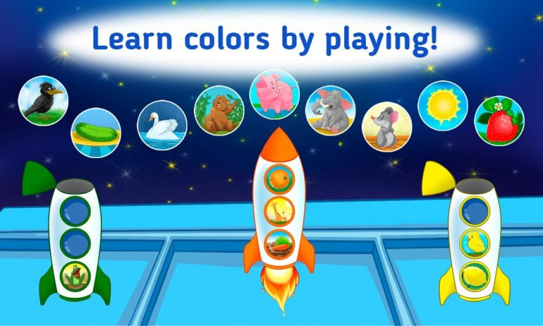 Learn Colors for Toddlers - Kids Educational Game 1.0.26 Download ...