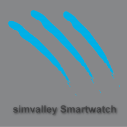 simvalley smartwatch 1 laden sie apk f r android. Black Bedroom Furniture Sets. Home Design Ideas