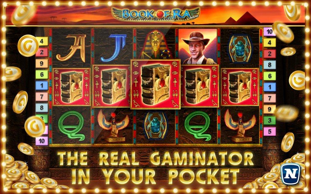 Gaminator slots free play