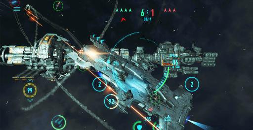 Star Combat Online screenshot 4