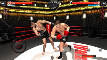 Muay Thai 2 — Fighting Clash (обновлено v 1.01) (Mod Money) 1