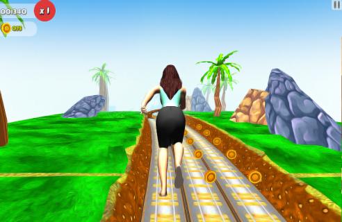Subway Temple Run 3 screenshot 5