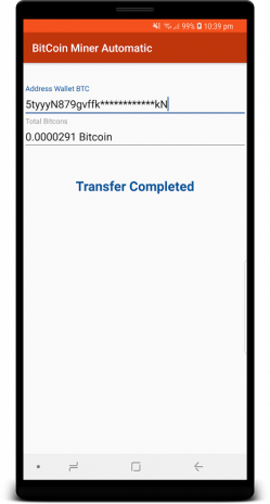 Bitcoin Miner Automatic - Earn free Bitcoins 1 0 6 3 Download APK