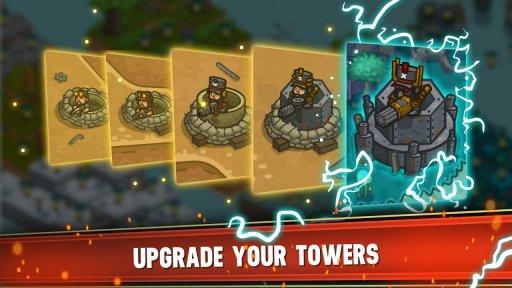 Steampunk Defense: Tower Defense screenshot 7