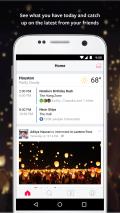 Events from Facebook Screenshot