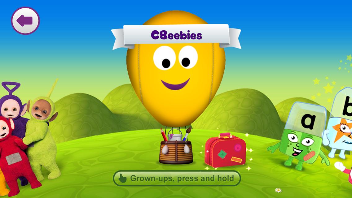 BBC CBeebies Playtime screenshot 1