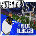 ExRollerCoaster Mod for MCPE