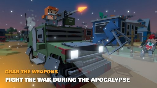 Last War: Apocolypse Strikes screenshot 4