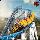 Weihnachtsmann Roller Coaster