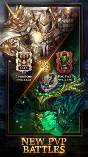 Legendary : Game of Heroes screenshot 1