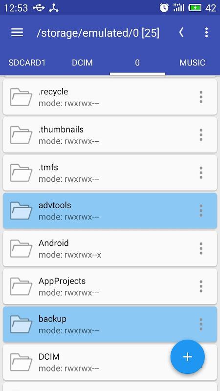 Advanced Tools screenshot 1