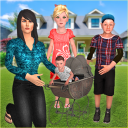 Virtual Single Mom Simulator: Family Mother Life