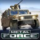 Metal Force: PvP action d'arène de tir en ligne