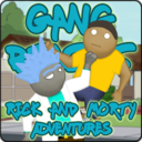 Gang Beasts Rick And Morty Adventures