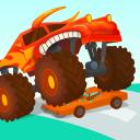 Monster Truck Go - Racing Simulator Games for kids