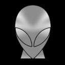 Oreo Silver Icon Pack Free