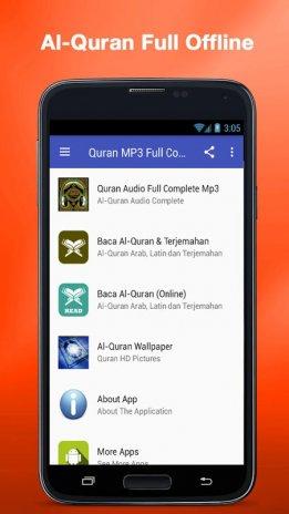 Al Quran MP3 (Full Offline) 3 3 Download APK for Android