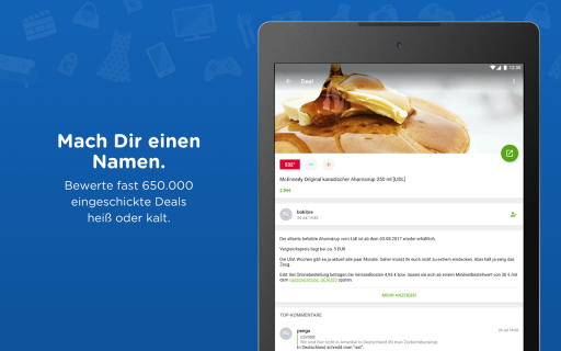 mydealz – Gutscheine & Deals screenshot 7