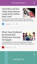 Briefing for Samsung (Update) Screenshot