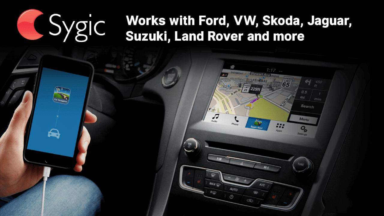 Sygic Car Connected Navigation 18.2.0 Download APK para Android ...
