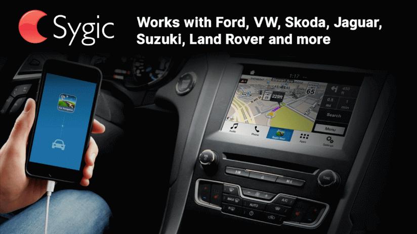 Sygic Car Connected Navigation 18 4 0 Download APK for