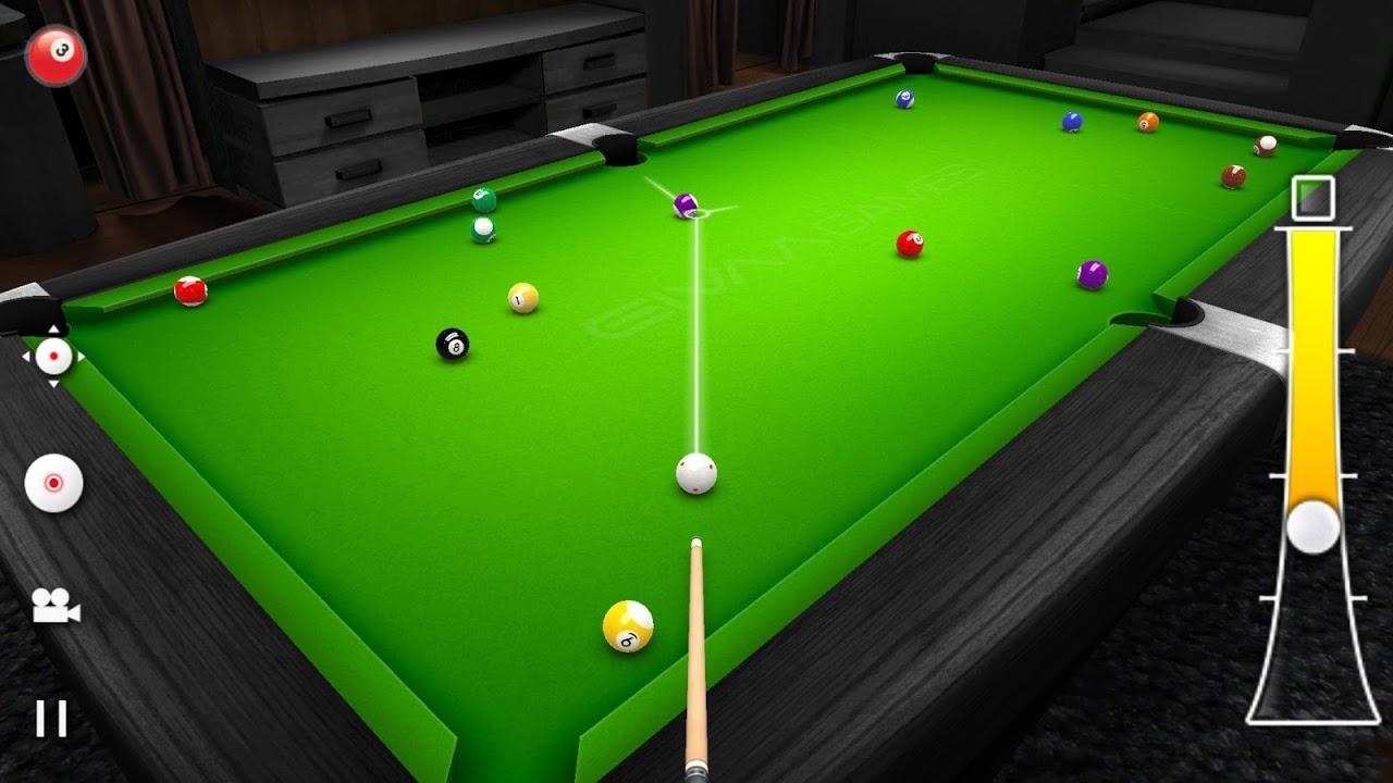 Real Pool 3D FREE screenshot 1
