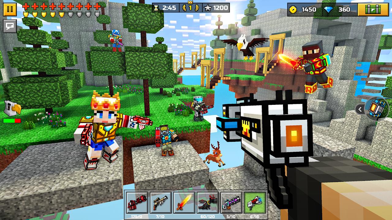 Pixel Gun 3D: FPS Shooter & Battle Royale screenshot 2